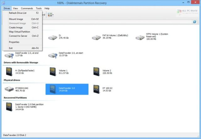 DiskInternals Partition Recovery 2020 v8.0
