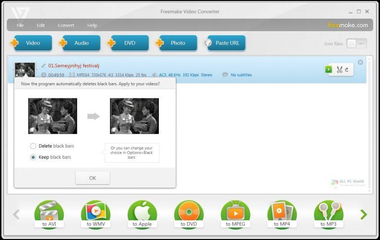 Freemake Video Converter 2020 v4.1 Download