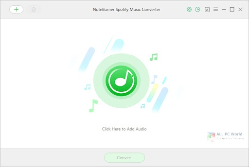 NoteBurner-Spotify-Music-Converter-2-Free-Download