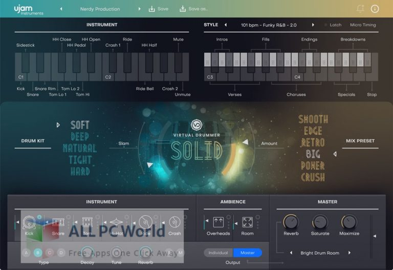 UJAM-Virtual-Drummer-SOLID-2-Free-Download