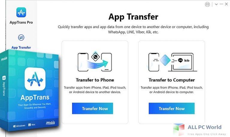 AppTrans Pro 2 for Free Download