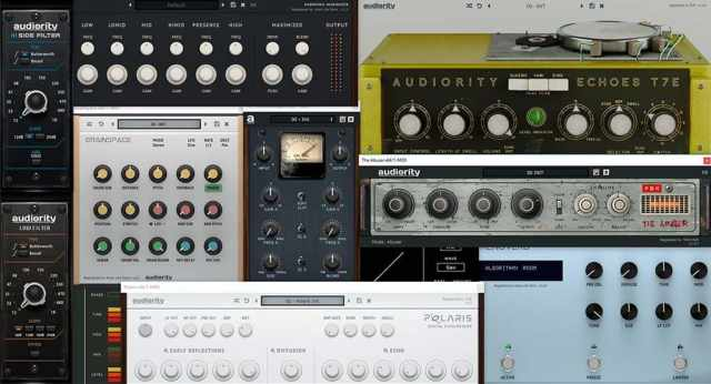 Audiority Effects Plugin Bundle 2021 Free Download