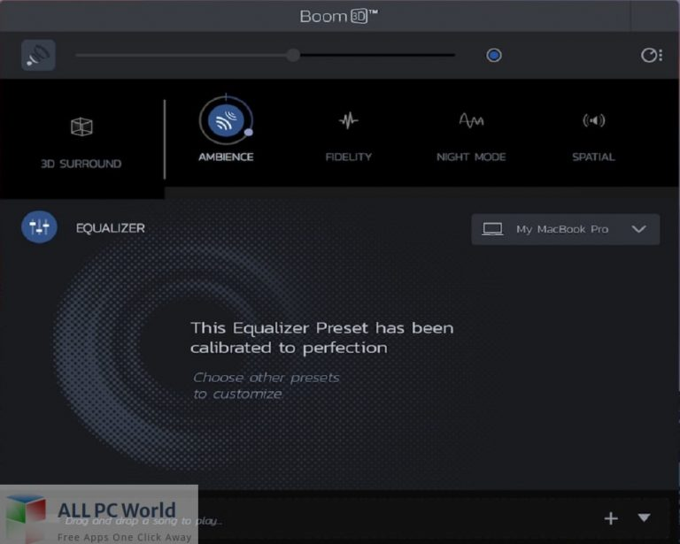 Boom 3D For Windows Free Download