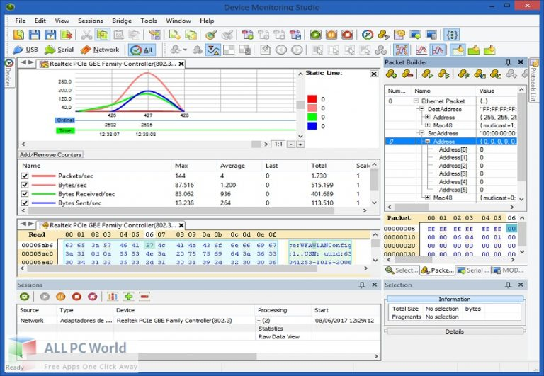 HHDSoftware Device Monitoring Studio Ultimate free Download