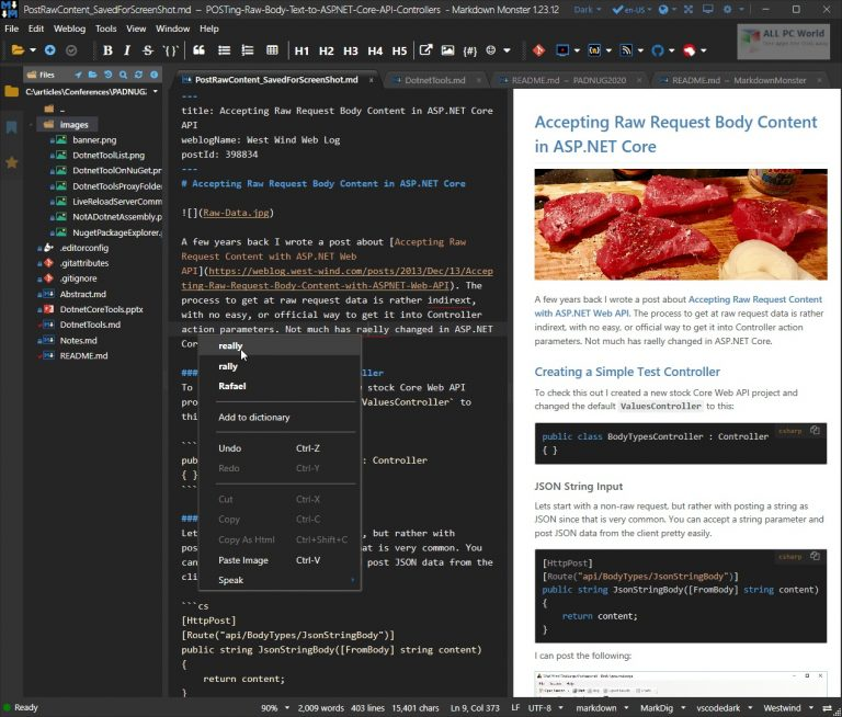 Markdown Monster 2 Free Download