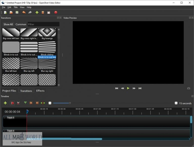 OpenShot-Video-Editor-for-Free-Download