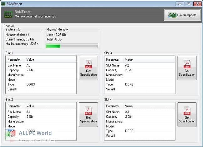 RAMExpert for Free Download