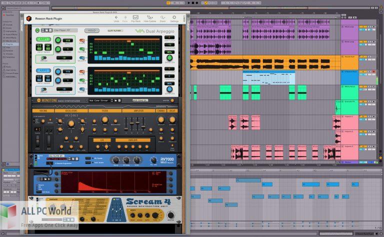 Reason Studios Reason 12 for Free Download