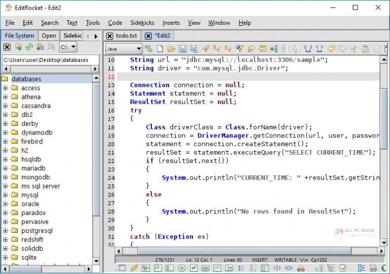Richardson Software EditRocket Direct Download Link