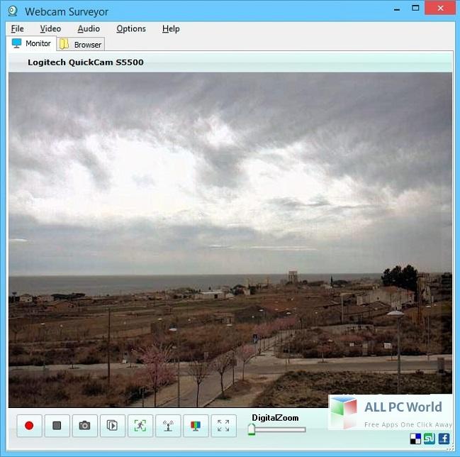 Webcam Surveyor for Free Download