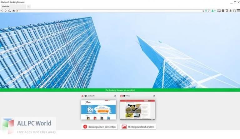 Abelssoft BankingBrowser 2022 Free Download