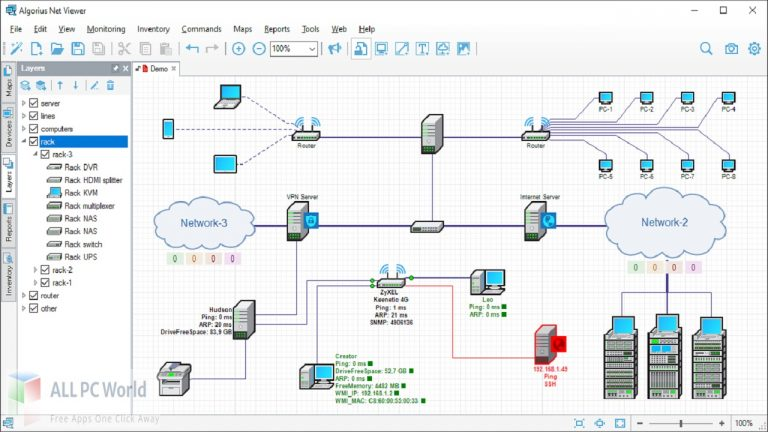 Algorius Net Viewer 11 Free Download