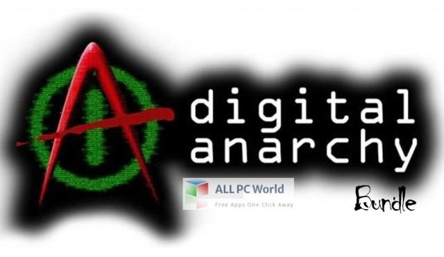 Digital Anarchy Bundle 2021.8 Free Download