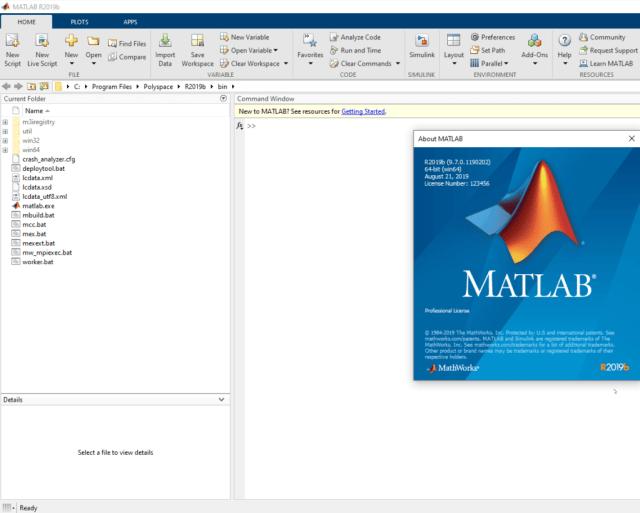 Mathworks Matlab R2021b for Linux Free Download