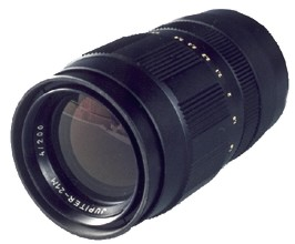 The Jupiter-21M 200 mm f/ 4 Lens. Specs. MTF Charts. User ...