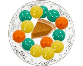 pickleball plate