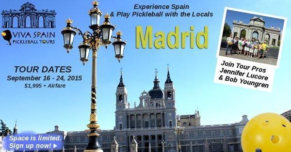 Pickleball Spain Tour