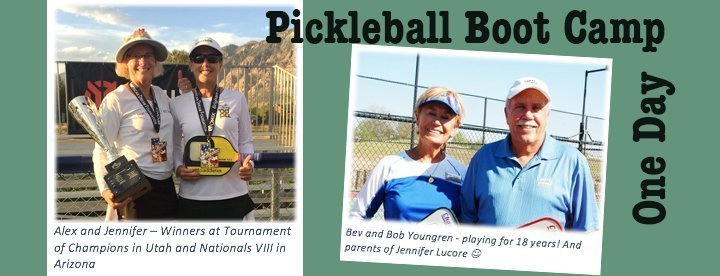 pickleball boot camp