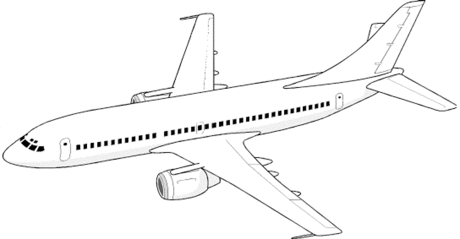 Printable Pictures Of Airplanes In