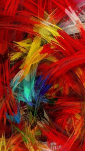 Attachment for Cool abstract colorful animated phone wallpaper free download