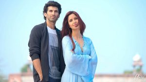 Photo of Katrina Kaif and Aditya Roy kapur - Fitoor HD Wallpaper