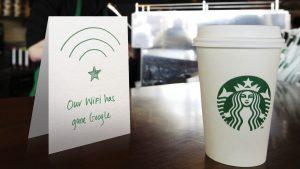 Attachment file for Google WiFi Starbucks Images in HD 1920x1080