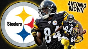 Attachment for Antonio Brown Steelers Wallpaper 9 of 37