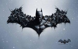 Attachment for Batman Arkham Origins Wallpaper