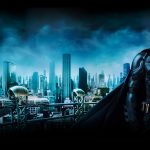 Attachment for Batman and Gotham City Wallpaper