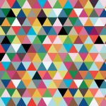 Colorful Hipster Wallpaper for Laptop Backgrounds