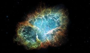 Crab Nebula Picture for Cool Galaxy Backgrounds