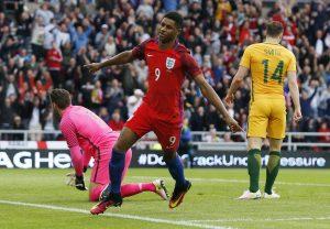 Marcus Rashford England National Squad 2016
