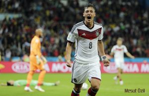 Picture of Mesut Özil German Football Team for Wallpaper