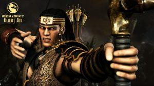 Attachment for Mortal Kombat X Characters - Kung Jin Wallpaper