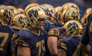Attachment for The Notre Dame Fighting Irish football team HD wallpaper - 2014 uniform