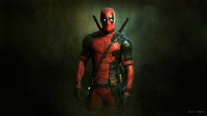 Attachment file of Deadpool Picture for Desktop Background in 2560 × 1440