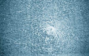 Broken screen wallpaper 5 of 49 with cracked glass effect