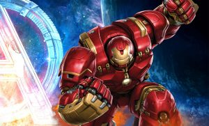 Iron Man Hulkbuster Wallpaper