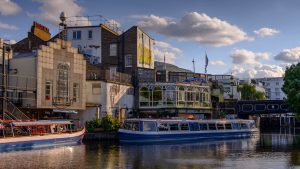 Camden Town Picture for Background