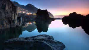4K Ultra HD Wallpaper of Madeira Island Portugal
