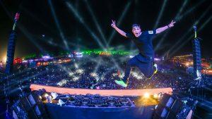 Martin Garrix DJ Wallpaper - Live Photo at Sunburn Goa Festival