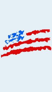 American national flag images for AhatsApp - 3 of 10