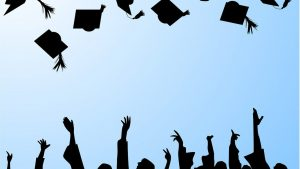 Congratulations banner Clip Art for Graduation
