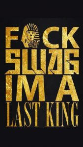 Gold Last Kings Wallpaper Iphone
