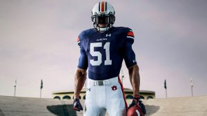 Cool Under Armour Wallpapers 20 of 40 with Auburn Football Uniform