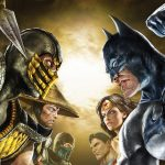 Picture of Scorpion on DC Comics vs Mortal Kombat