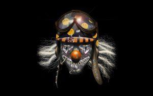 Badass Clown Wallpaper in HD