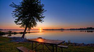 Beautiful Nature Wallpaper Big Size #10 with Romantic Sunset