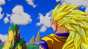 Dragon Ball Z Pictures - Goku Super Saiyan 3