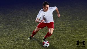 Cool Under Armour Wallpaper with Granit Xhaka Clutchfit